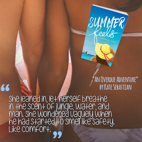 Summer Feels: Featuring Kate Sebastian (Part 2)