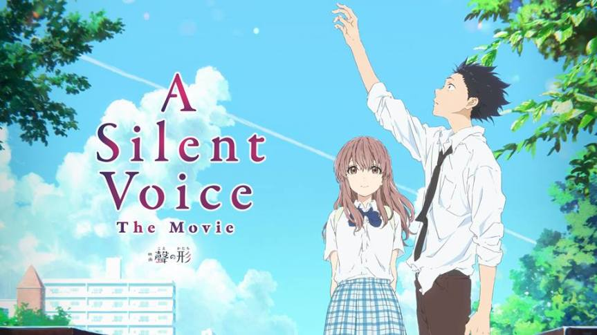 Koe no Katachi: The Movie feature