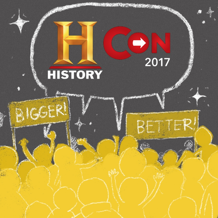 Looking Back: History Convention2017
