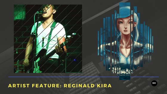 Artist Spotlight: Reginald Kira