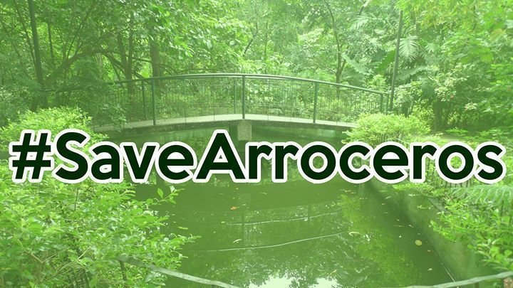 A Call to #SaveArroceros