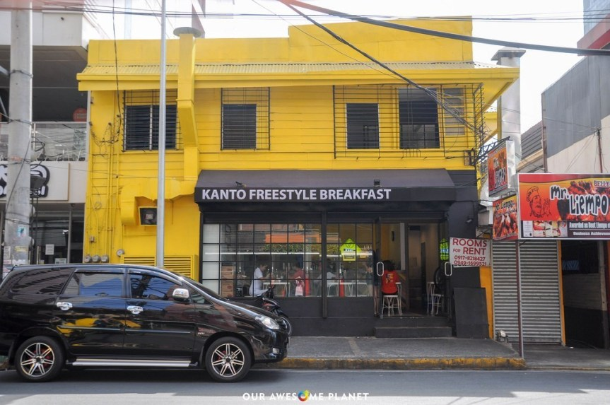 [review]Honey Glazed Chicken @ kanto Freestyle Breakfast