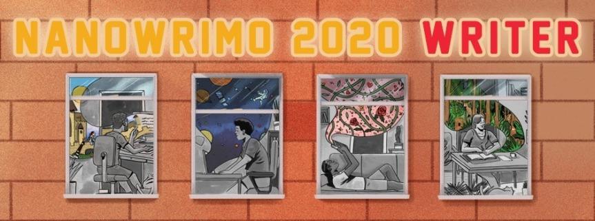 #Nanowrimo2020: Unplugged
